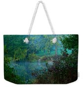 The Dawn Of Tranquility Weekender Tote Bag