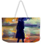 The Day For An Umbrella Weekender Tote Bag