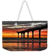 The Day Has Arrived  Weekender Tote Bag