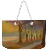 The Day Will  End Weekender Tote Bag