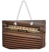 The Days Of Radio Weekender Tote Bag