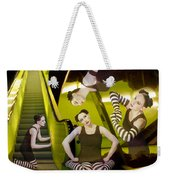 The De-escalating Dream - Self Portrait Weekender Tote Bag