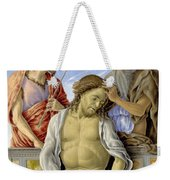 The Dead Christ Supported By Saints Weekender Tote Bag