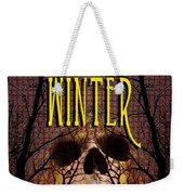 The Dead Of Winter Weekender Tote Bag