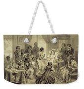 The Death Of Evangeline, Plate 6 Weekender Tote Bag
