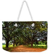 The Deep South Weekender Tote Bag