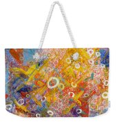 The Degrees Of Color  2 Weekender Tote Bag