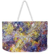 The Degrees Of Color Weekender Tote Bag