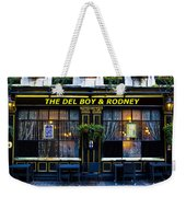 The Del Boy And Rodney Pub Weekender Tote Bag
