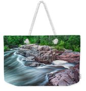 The Dells Of The Eau Claire River  Weekender Tote Bag
