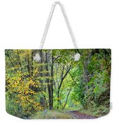 The Dense Forest Weekender Tote Bag