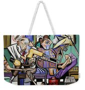 The Dentist Is In Root Canal Weekender Tote Bag