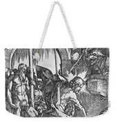 The Descent Of Christ Into Limbo Weekender Tote Bag