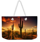 The Desert Awakens  Weekender Tote Bag