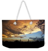The Desert Sky  Weekender Tote Bag