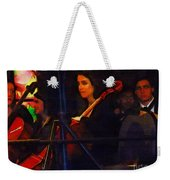 The Devil's Orchestra Weekender Tote Bag
