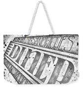 The Diner Weekender Tote Bag