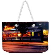 The Diner On Sycamore Weekender Tote Bag