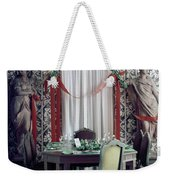 The Dining Room In James A. Beard's Home Weekender Tote Bag