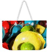 The Dishes Weekender Tote Bag