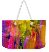 The Disturbance Of Memory Weekender Tote Bag