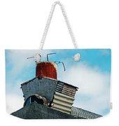 The Diy Chimney Weekender Tote Bag