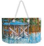 The Dock Weekender Tote Bag