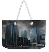 The Docklands Weekender Tote Bag