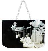 The Doctor Weekender Tote Bag