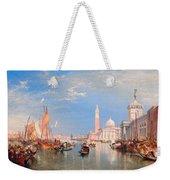 The Dogana And San Giorgio Maggiore Weekender Tote Bag