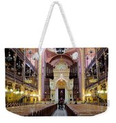 The Dohany Street Synagogue Budapest Weekender Tote Bag