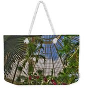 The Dome 001 Buffalo Botanical Gardens Series Weekender Tote Bag