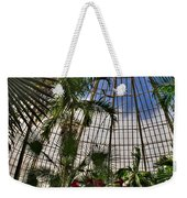 The Dome 002 Buffalo Botanical Gardens Series Weekender Tote Bag