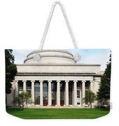 The Dome At Mit Weekender Tote Bag