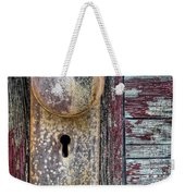 The Door Knob Weekender Tote Bag