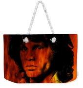 The Doors Light My Fire Weekender Tote Bag
