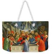 The Dormition Of The Virgin Weekender Tote Bag