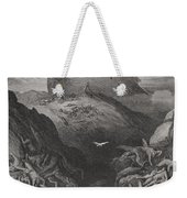 The Dove Sent Forth From The Ark Weekender Tote Bag