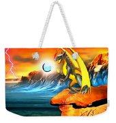The Dragon Lands Weekender Tote Bag