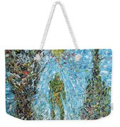The Drama Of The Earth Weekender Tote Bag