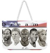 the Dream Team Weekender Tote Bag