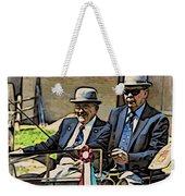 The Drivers Weekender Tote Bag
