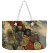 The Druids - Bringing In The Mistletoe Weekender Tote Bag