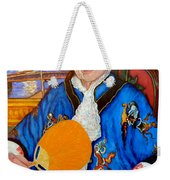 The Duchess Weekender Tote Bag by Tom Roderick