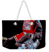 The Dunk Weekender Tote Bag by Don Medina