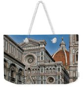 The Duomo And Baptistery Of St. John Weekender Tote Bag