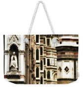 The Duomo Up Close Weekender Tote Bag