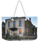 The Duquesne Building - Spokane Washington Weekender Tote Bag