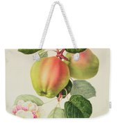 The Dutch Codlin Weekender Tote Bag by William Hooker