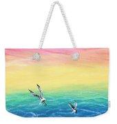 Sea To Sky Weekender Tote Bag